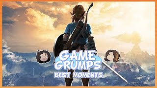 Breath of the Wild: Gamegrumps Mega Compilation