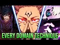 Cover image The STRONGEST POWERS in Jujutsu Kaisen - What is Domain Expansion? ALL Curse Techniques Explained