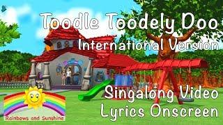 Childrens Singalong Songs | Kids Music Videos | Rainbows and Sunshine 2020