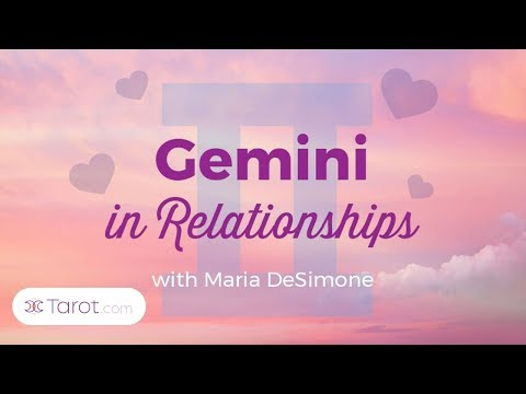 Gemini In Relationships & In Bed