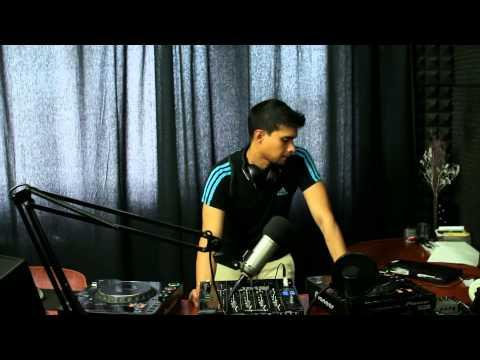 K-MEL (LIVE) @ RADIO DEEA [TECHNO FACTORY 025], BUCHAREST - ROMANIA 18.05.14