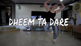 Ramona Sav Bharatanatyam dheem ta dare dance