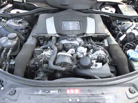 2007 Mercedes S550 4Matic W221 5 5L V8 M273 Engine Test (150606)
