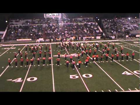 "Jacksonville High School ""Juke box Band"" VS. Pine Bluff  'BAND"""