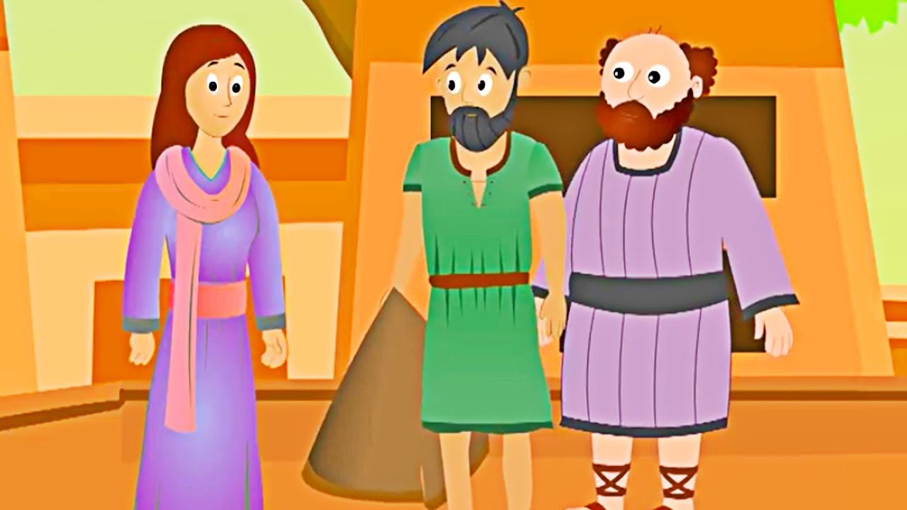 Watch 1 Hour Episode of 3 Bible Stories Back to Back by Giggle Mug
