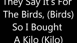"2 Chainz ""I Luv Dem Strippers"" Ft. Nicki Minaj (Complete Lyrics On Screen)"