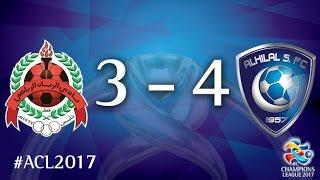 Al Rayyan vs Al Hilal (AFC Champions League 2017: Group Stage – MD6) 2017 Video