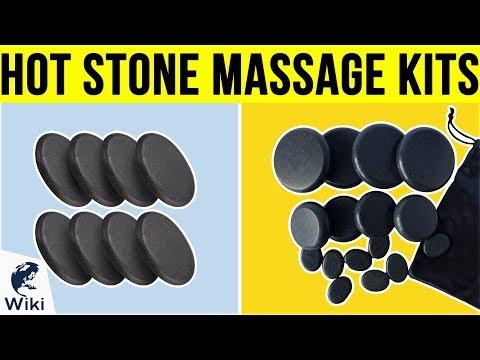 7 Best Hot Stone Massage Kits 2019