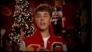 http://twitter.com/TruBoyBelieber - http://justinbnews.com - Justin & Busta in a heavily edited video for 'Drummer Boy' which was used on an NBA countdown ...