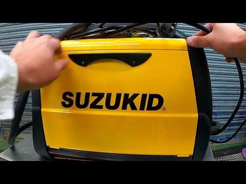 【SUZUKID Arcury 120】念願の溶接機購入〜!