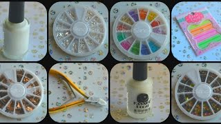 ALIEXPRESS HAUL: Manicura y Nail art