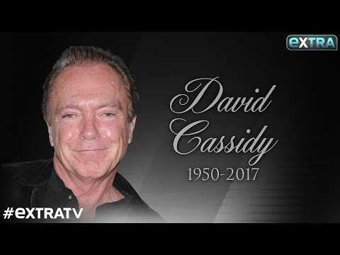 'Extra's' Final Interview with David Cassidy and Our Favorite Memories of Him
