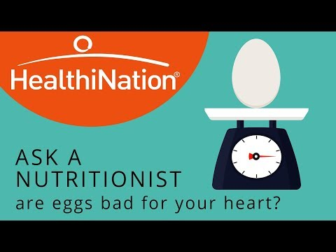 Are Eggs Good or Bad for Your Heart? | Ask a Nutritionist | HealthiNation