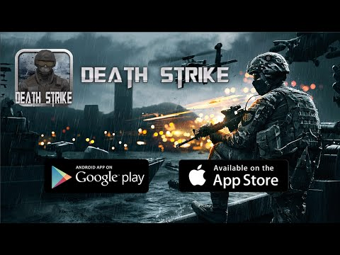 Death Strike Multiplayer FPS For Android , IOS