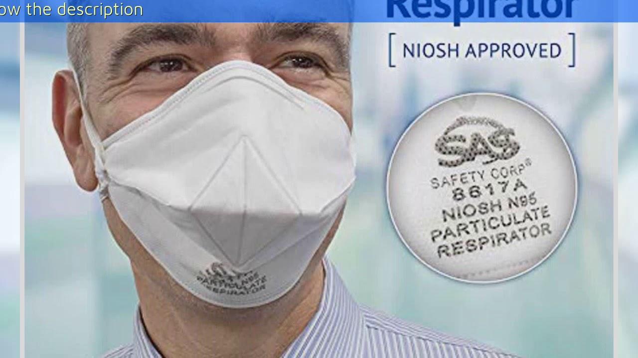 face mask niosh n95