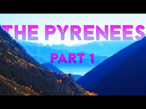Aigüestortes National Park - The Pyrenees part 1