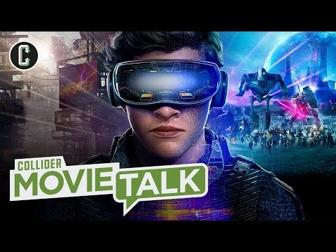 Ready Player One: Will It Deliver at the Box Office? - Movie Talk