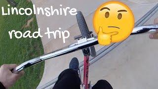 Touring Lincolnshire's Skateparks