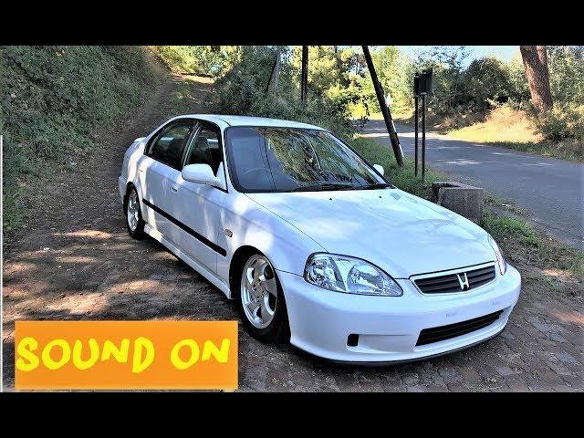 Honda Ballade V Tec! Finally