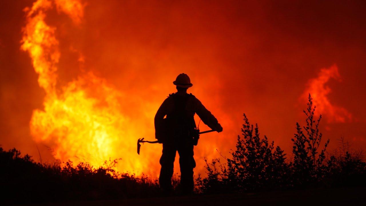 Jesus Wallpaper Hd Devastadores Incendios Forestales En Montana Y California