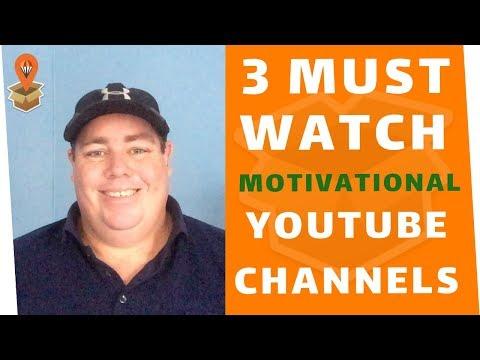 3-must-watch-motivational-youtube-channels---dropship-downunder---drop-shipping-australia