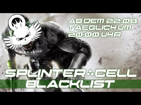 Nevcaras Projekttrailer zu Splinter Cell: Blacklist [German/Full-HD]