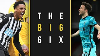 THE BIG 6IX ⚽️ | ARSENAL & CHELSEA SMOKED AT HOME 💨 | WILLOCK DENTS SPURS TOP 4 HOPES 🔴