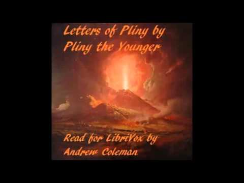 Letters of Pliny (FULL Audiobook)
