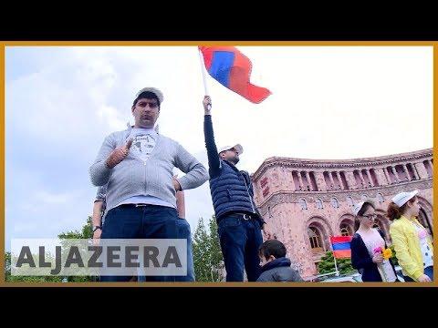 🇦🇲 Pashinyan elected as Armenia's new prime minister | Al Jazeera English