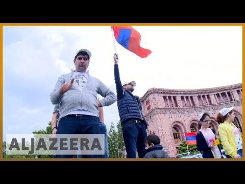 🇦🇲 Pashinyan elected as Armenia's new prime minister | Al Jazeera English