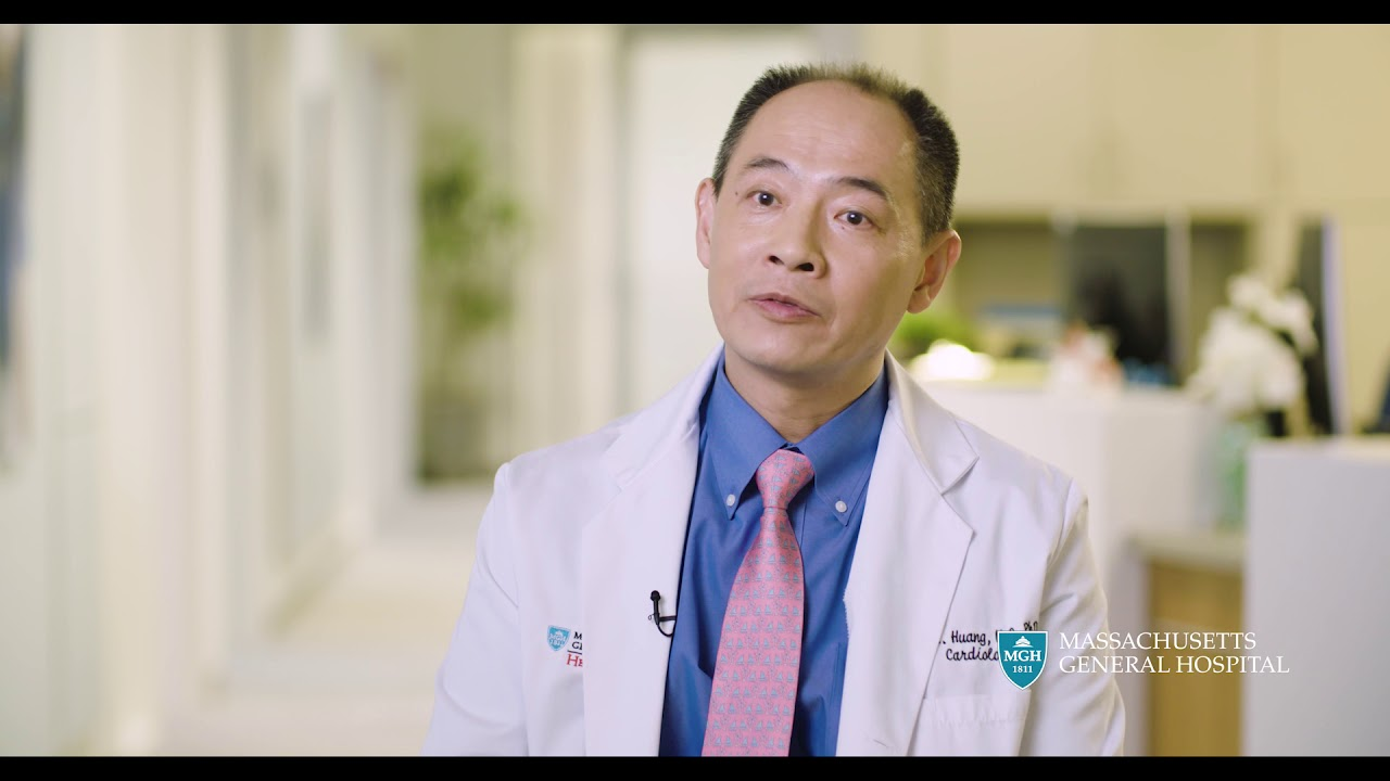 Paul Huang, MD, PhD: Mass General Executive Health Services Patient  Relationship