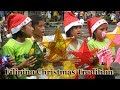 Christmas Caroling is a part of the Filipino Christmas tradition