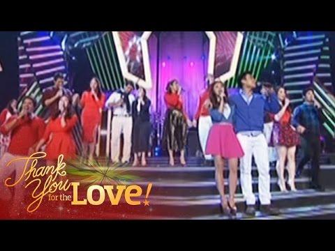 Kapamilya Love Teams spread kilig on ABS-CBN Christmas Special 2015