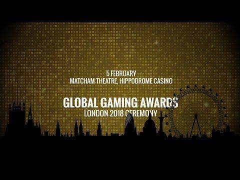 Global Gaming Awards London 2018 Ceremony