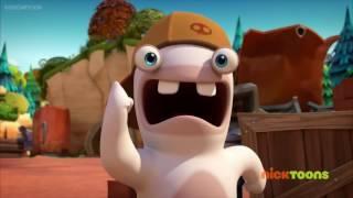 кролики вторжения полный эпизодов на  кролики мультфильм для детей ๏๏  720р