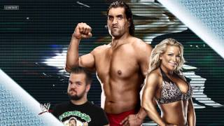 "The Great Khali 3rd WWE Theme Song - ""Land Of Five Rivers"""