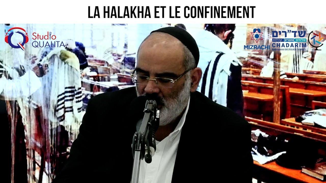 La Halakha et le confinement - Un rabbin répond à vos question du 11 janvier 2021
