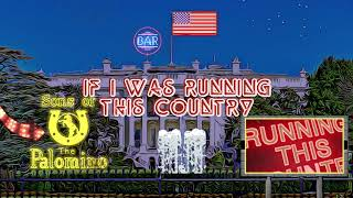 """Sons Of The Palomino - """"Running This Country"""" (Lyric Video)"""