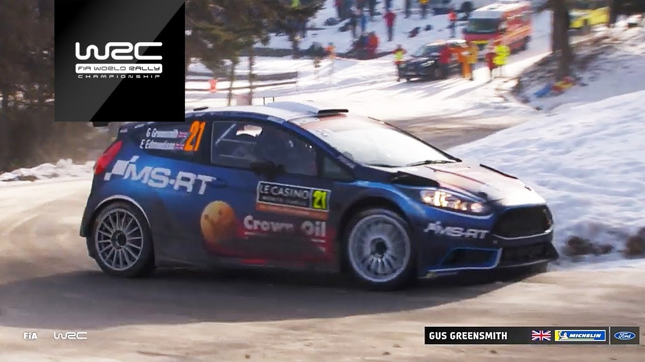 wrc 2 rallye monte carlo 2019 highlights saturday youtube. Black Bedroom Furniture Sets. Home Design Ideas