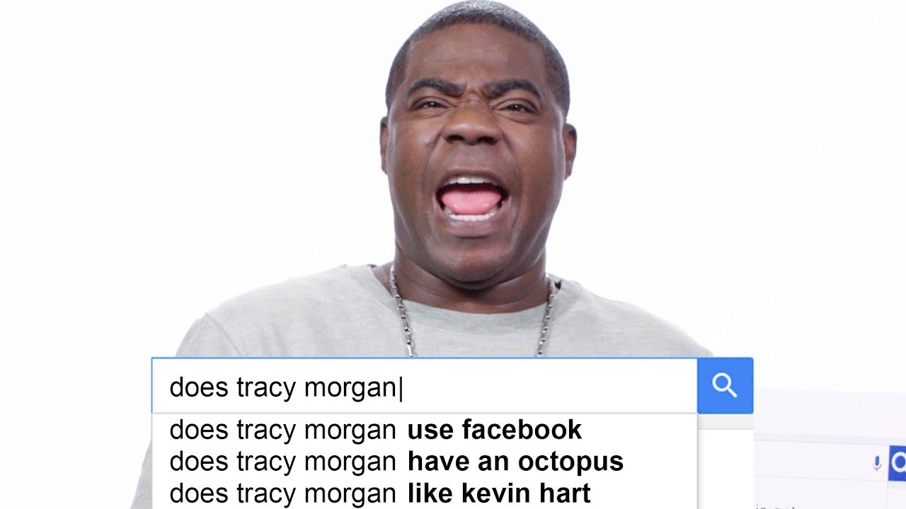 Tracy Morgan Answers the Web\'s Most Searched Questions | WIRED - YouTube