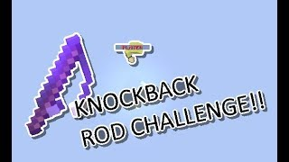 THE KNOCKBACK TROLL!!   Hypixel Skywars Challenges #1