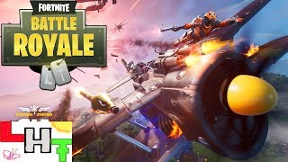 NEW EVENT: AIR ROYALE! DISSOLVING THE RUIN SKIN! 8. WEEKLY CHALLENGES! | Fortnite Battle Royale