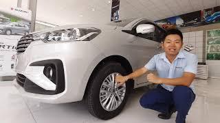 Suzuki ERTIGA 2019 xe 7 chỗ nhập khẩu giá chỉ từ 499 triệu. hỗ trợ trả góp 90% - 0969952466