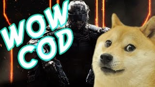 DOGE PLAYS CALL OF DUTY BLACK OPS 3! / SUNDAYS WITH DOGE 5 / SHOUTOUTS