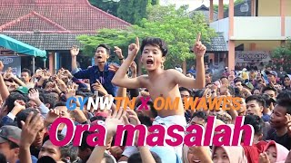 Download Lagu ORA MASALAH - GUYONWATON X OM WAWES mp3