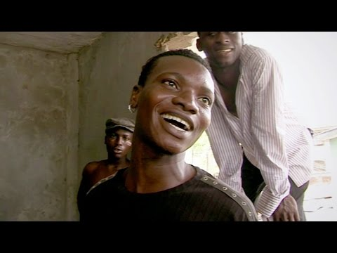 Louis Meets The Area Boys - Louis Theroux: Law And Disorder In Lagos - BBC