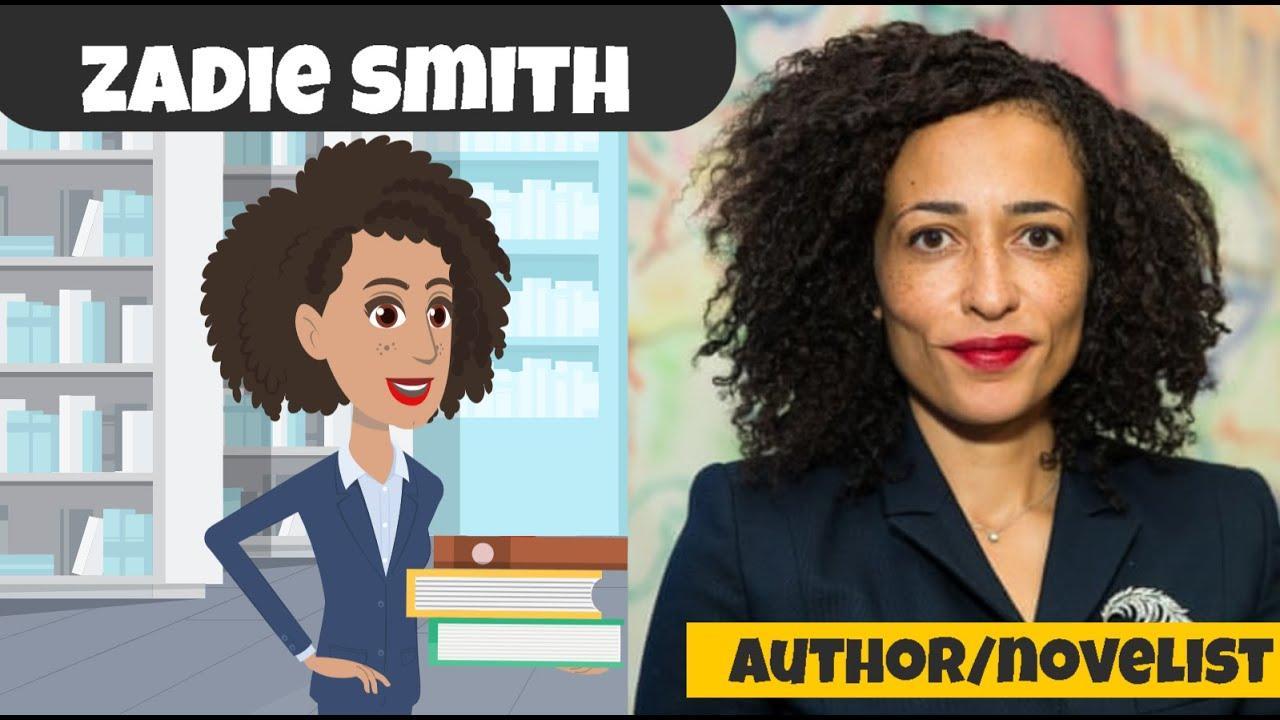 Insightful Classroom Series - Black British History - Part 1 - Zadie Smith (Black History Animated)