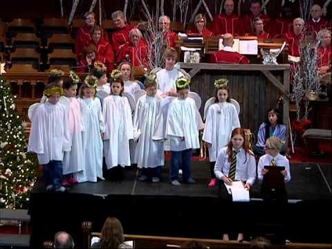 (PEI) Trinity United Church Service - 7 December 2014