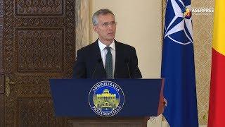 Secretarul general al NATO: România este un exemplu