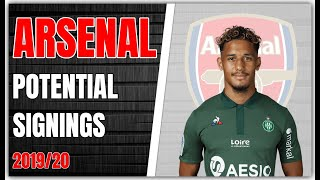 Arsenal's Potential Summer Signings - An In Depth Look At William Saliba - Episode 11